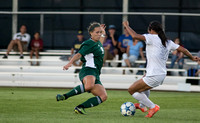 Eastern Michigan soccer vs. Michigan 8/21/15