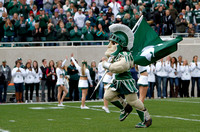 EMU Football v.s. Michigan State 9/22/12