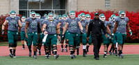 EMU Football v.s. Army 10/21/12