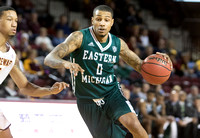 EMUhoops vs. Central Michigan 1/7/16