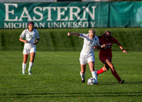 EMU Soccer vs. Ball State 10/11/13