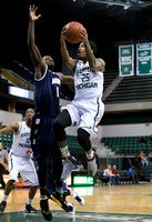 EMU Hoops vs. Akron 1/22/14