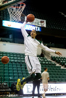 EMU Hoops vs. Ball State 3/4/14