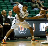 EMU Hoops vs. Cleveland St. 11/18/13