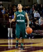 EMU Hoops vs. Central Michigan 1/18/14