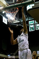 EMU Hoops vs. Kent State 2/8/14